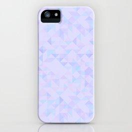 Magic Triangles iPhone Case