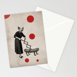 Anthropomorphic N°17 Stationery Cards