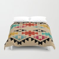 bohemian Duvet Covers featuring Bohemian n2 by spinL