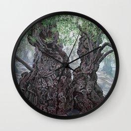 Garden of Prayer Wall Clock