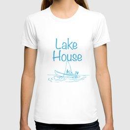 "Inspiration sayings-""Lake House"" T-shirt"