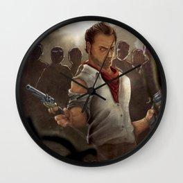 Stepehen King gunslinger Wall Clock
