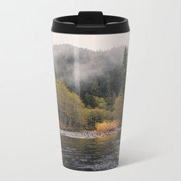 Salmon River I Metal Travel Mug