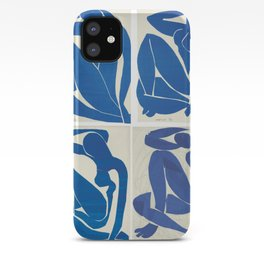 The Blue Nudes - Henri Matisse iPhone Case
