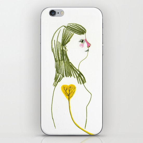 LOVE AND DOGS part 2 iPhone & iPod Skin