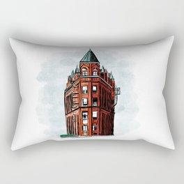 Gooderham Building Toronto Rectangular Pillow