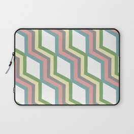 Pastel Cheveron Pattern Laptop Sleeve