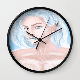 Frozen Heart Wall Clock