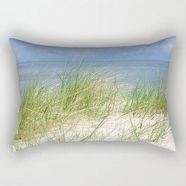 Dunes of the Baltic Sea Rectangular Pillow