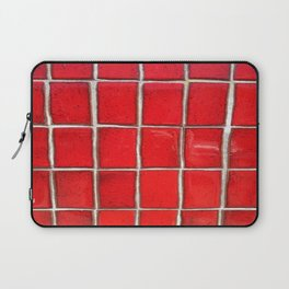 Red Red Laptop Sleeve