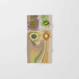 Lazed Consonance Flowers  ID:16165-024553-49331 Hand & Bath Towel