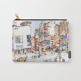 Ximen in Taipei city Carry-All Pouch
