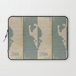 The Legend of Zelda: Twilight Princess Laptop Sleeve