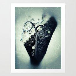TheTreeWorld Art Print