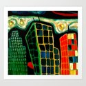 cityscape by davidrobinson