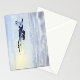 F-15 Eagle Aircraft Stationery Cards