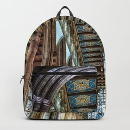 Hull Trinity Cathedral Backpack