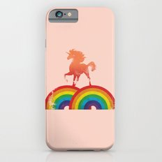Double rainbow Slim Case iPhone 6s