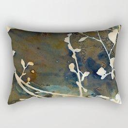 Low And Current Rectangular Pillow
