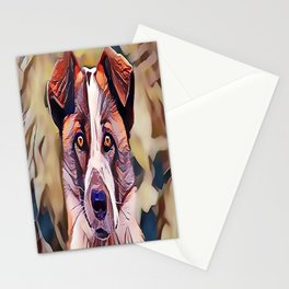 The Norwegian Elkhound Stationery Cards