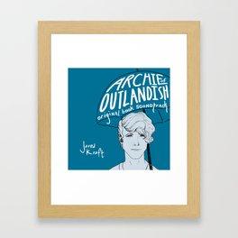 Archie of Outlandish Original Book Soundtrack Framed Art Print