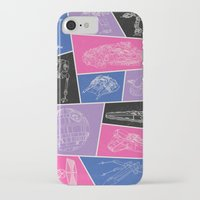 ships iPhone & iPod Cases featuring Ships by Dorothy Leigh