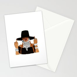 Queen Bey Formation Lemonade Stationery Cards