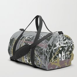 Lifes Clouds Duffle Bag