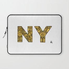 SNOW NY - PM Laptop Sleeve