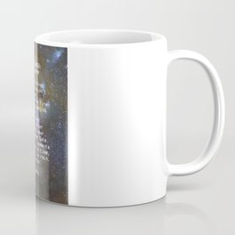 BLADE RUNNER: ...All those ... moments will be lost in time, like tears...in rain...... Coffee Mug