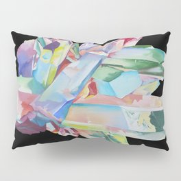 Aqua Aura Pillow Sham