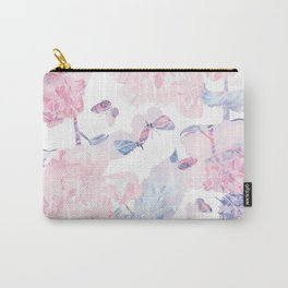 Dorothy's Roses Carry-All Pouch