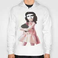che Hoodies featuring Che by Jennifer