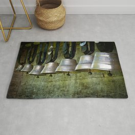 More Cowbell! Rug