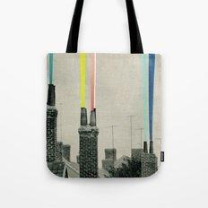 Smoke City Tote Bag