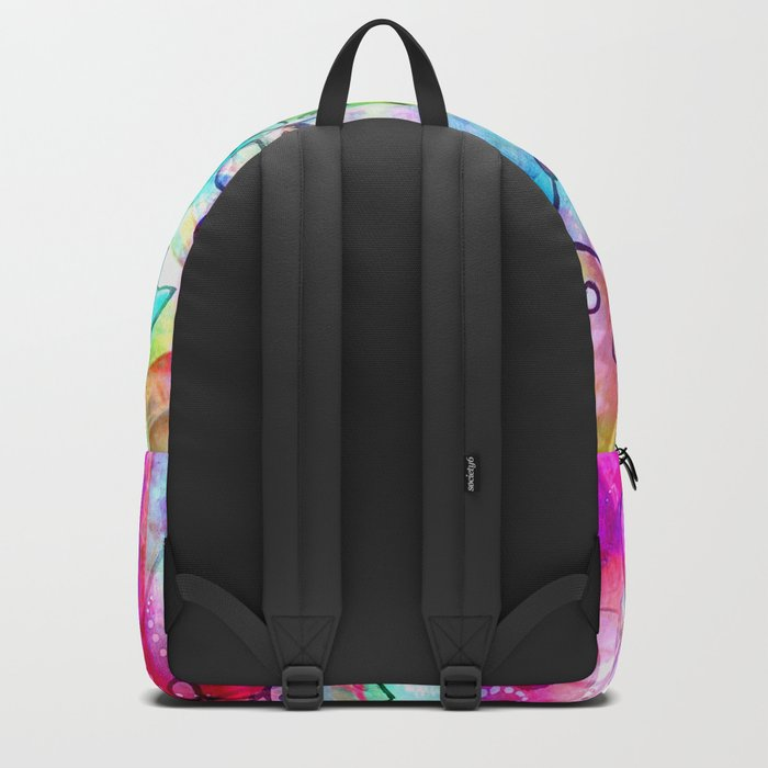 Tulip Garden Backpack
