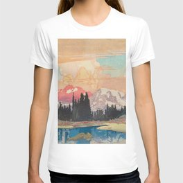 Storms over Keiisino T-shirt