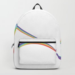 Heart Semicolon Art Mental Health Depression Suicide Prevention Awareness Gifts T-shirt Design Backpack