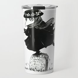 Tombstone Trot Travel Mug