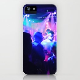 That Friday Night Hideaway iPhone Case