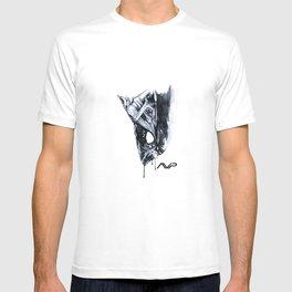 Alien Head Side T-shirt