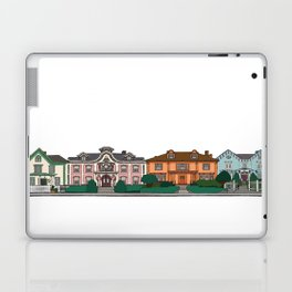 New Bedford Houses Laptop & iPad Skin