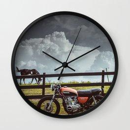 Honda CB550 Wall Clock