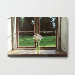 Countryside feeling Metal Print