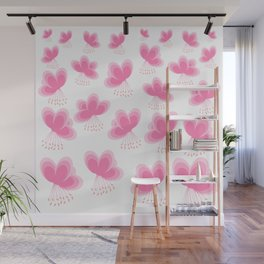 Cherry Blossom - In Memory of Mackenzie Wall Mural