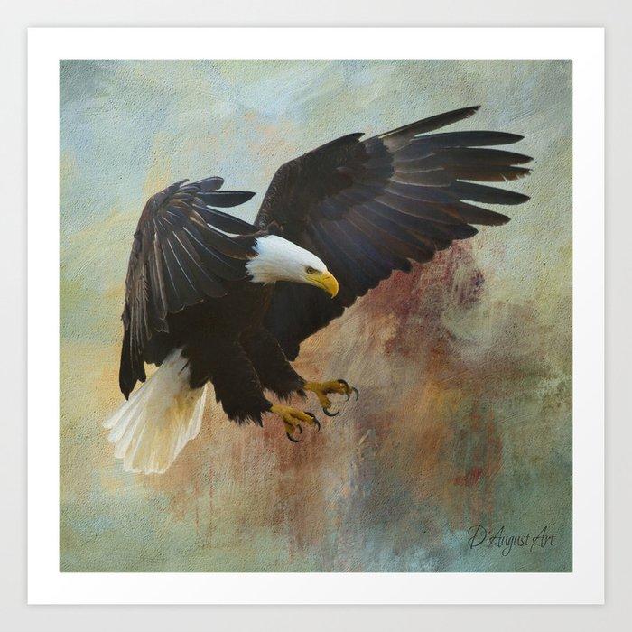Eagle's Landing Kunstdrucke