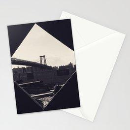 NYC BRIDGE Stationery Cards