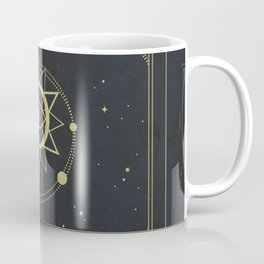 The Solar System Coffee Mug