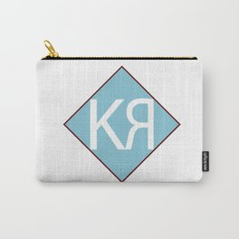 Kevin Ruballos Logo Carry-All Pouch