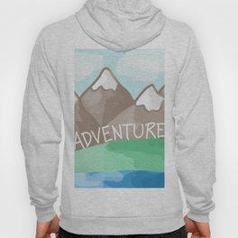Adventure Mountains Hoody